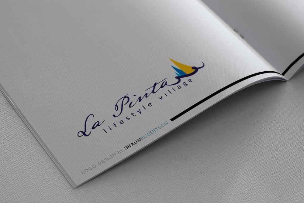 La Pinta Logo Design by Shaun Robertson