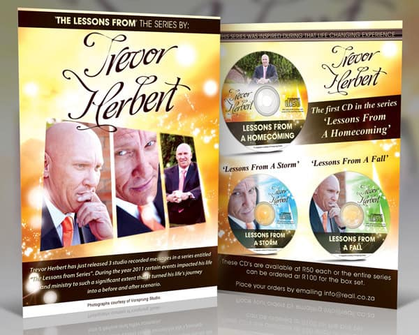 Flyer Design by Shaun Robertson