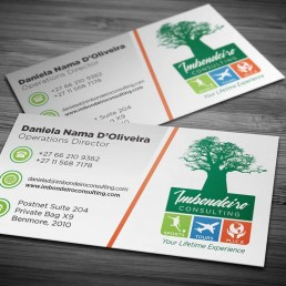 Business Card Design by SSR Designs