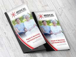 Medren Brochure Design by SSR Designs